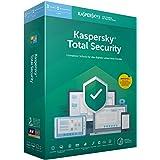 Kaspersky Total Security 2019 Standard | 3 Geräte | 1 Jahr | Windows/Mac/Android | Box | Download