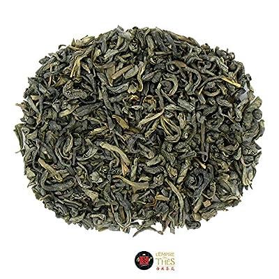 L'Empire Des Thés - Chun Mee Impérial - Thé Vert Nature De Chine - 100G