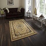 Heritage 4400 Teppich, klassisch, maschinengemacht, 100% Polypropylen, 67 x 240 cm, Beige