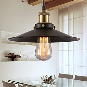 Design Luminaire Suspension Vintage Edison Loft Style Makion