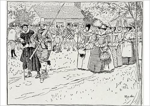 fine-art-print-of-the-arrival-of-the-young-women-at-jamestown-1621-from-harper-s-magazine