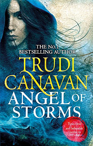 Angel of Storms Cover Image