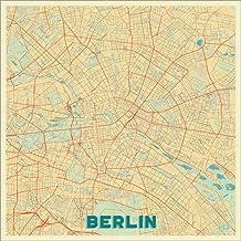 suchergebnis auf f r stadtplan berlin poster. Black Bedroom Furniture Sets. Home Design Ideas