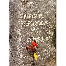 Inventaire spéléologique des Alpes-Maritimes