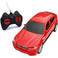 Amitasha Remote Control Racing Car Toy for Kids (Non-Chargeable)