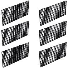Wetrys 6 separadores para Tabla de Pescado con Rejilla aislada, Parte Inferior del depósito de