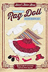 Rag Doll Outfit Making Kit Gypsy Dress - To Fit Our 54cm Rag Doll