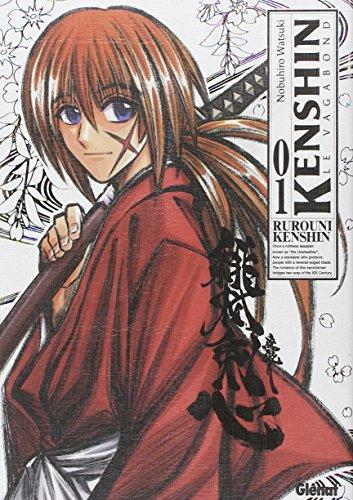 Kenshin le vagabond, Tome 1 : par Nobuhiro Watsuki