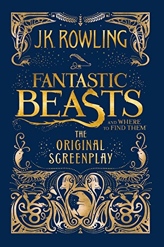 Fantastic Beasts and Where To Find Them: The Original Screenplay (Dyslexic Large Print) (Dyslexic Readers Large Print)