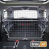 Travall Guard Hundegitter TDG1479L - Maßgeschneidertes Trenngitter in Original Qualität