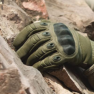 FREE SOLDIER Outdoor Taktische Handschuhe Herren Schweissabsonderung verschleißfeste Taktische Handschuhe von NanjingYebao - Outdoor Shop