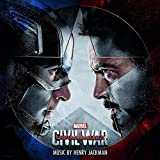 Captain America:Civil War [Import allemand]