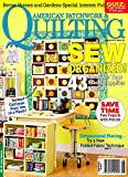 bhg American Patchwork and Quilting USA [Jahresabo]