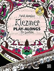 Vahid Matejkos Klezmer Play-alongs für Querflöte