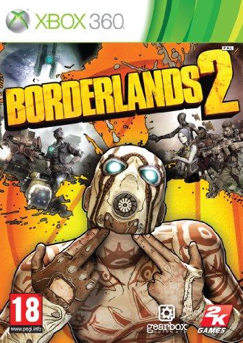 2K Games Borderlands 2 [PEGI]