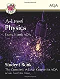 New A-Level Physics for AQA: Year 1 & 2 Student Book with Online Edition (CGP A-Level...