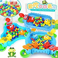 Feeding Swallowing Beads Frogs Eating Beans Casual Brainboard Games Parent-Child Games Toys Children