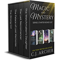 Magic and Mystery: Series Starter Boxed Set: 4 Series Beginnings