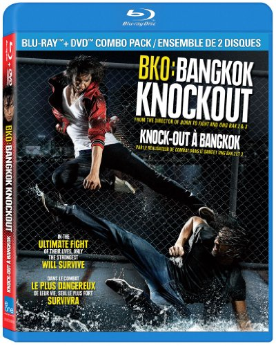 Bild von BKO - Bangkok Knockout (Blu-Ray/DVD Combo) / Knock-out à Bangkok (Blu-ray/DVD...