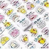 PiniceCore Digitales Baby elf Haustiere dekorative Aufkleber Adhesive Sticker DIY Dekoration Tagebuch-Aufkleber-Kasten-Paket