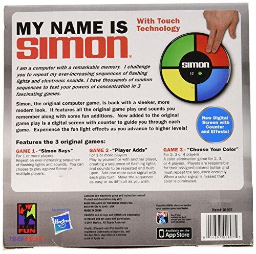 Simon-Electronic-Game-Juego-de-Simn-dice-electrnico-Importado-de-Inglaterra