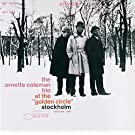 The Ornette Coleman Trio At the Golden Circle, Vol. 1