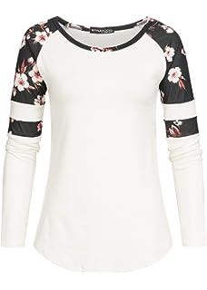 Styleboom Fashion Damen Neckholder Kleid Color Block fango braun rosa weiss