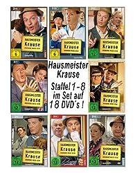 Hausmeister Krause - Ordnung muss sein, Staffel 1 - 8 Set [18DVDs]