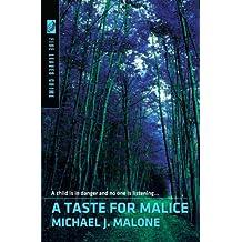 A Taste for Malice (DI Ray McBain Book 2) (English Edition)