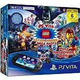 Sony PlayStation Vita Slim inkl. 8GB Speicherkarte + MegaPack Lego Action Heroes Bild