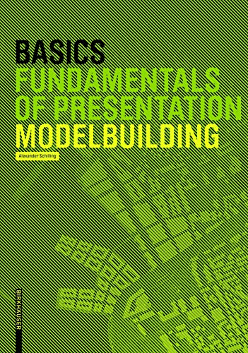 Basics Modelbuilding (English Edition)