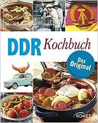 DDR Kochbuch – Das Original (Minikochbuch): .