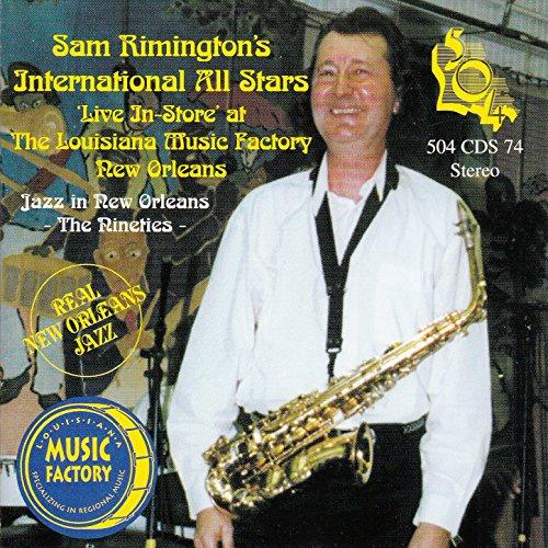 Sam Rimington's International All Stars 'Live in Store' at the Louisiana Music Factory