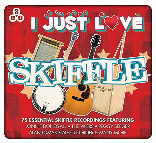 I Just Love Skiffle England Blue Music Box