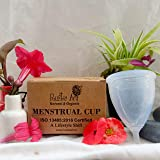 Rustic Art Menstrual Cup (Only Cup) (Small)