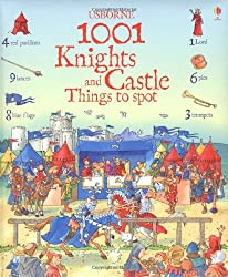 1001 Knights and Castle Things to Spot (Usborne 1001 Things to Spot)