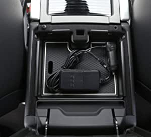 Llkuang Aufbewahrungsbox Für Land Rover Range Rover Evoque 2009 2019 Abs Kunststoff Armlehne Aufbewahrungsbox Handy Handschuhfach Baumarkt