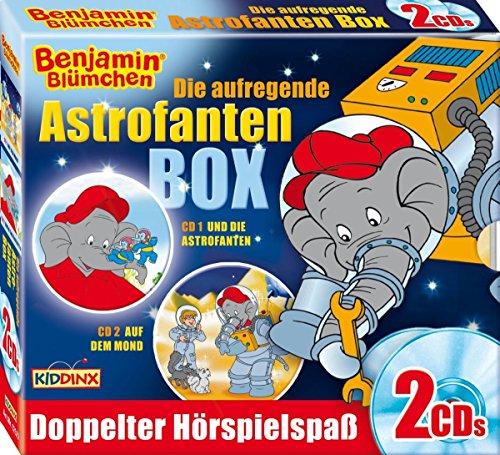 Astrofanten Box auf dem Mond/ die aufregenden Astrofanten