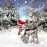 Me to You Tatty Teddy 3D Hologramm–Someone Special Weihnachten Karte