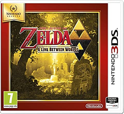The Legend of Zelda : A Link Between Worlds -