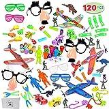 Joyin Toy Over 100 Pc Party Favor Toy Assortment Kids Party Favor, Birthday Party, School Classroom Rewards, Carnival Prizes, Pinata Toys, Stocking Stuffers by Joyin Toy