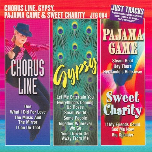 Just Tracks: A Chorus Line, Sweet Charity, Gypsy, And Pajama Gam [Clean] (Chorus A Line)