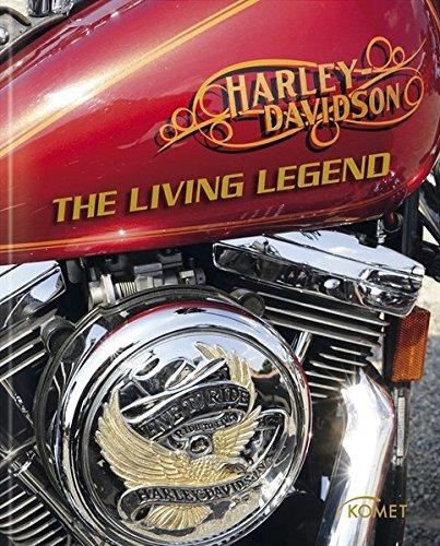 Harley Davidson: The Living Legend (Themen Harley Davidson)