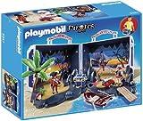 Playmobil 5347 -  Isola Del Tesoro Portatile