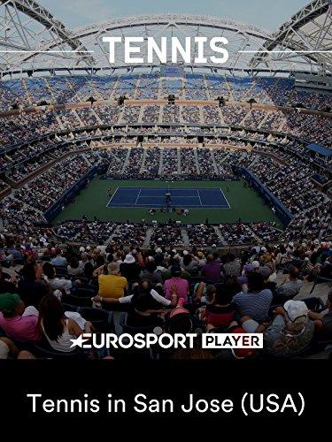 Tennis in San Jose (USA) -