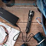 [Wiederaufladbar] Anker Bolder LC40 Taschenlampe, Camping LED Taschenlampe, Extrem Hell, 400 Lumen CREE LED, IP65 Wasserfest, 5 Verstellbare Modi - 3