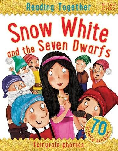 Reading Together Snow White by Miles Kelly (2015-06-01)