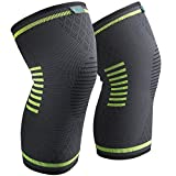 Best Knee Brace For Basketballs - Knee Brace, Sable 1 Pair Compression Sleeve Support Review