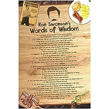 Suchergebnis Auf Amazon De Fur Ron Swanson Poster