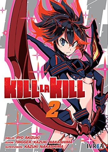 Descargar Libro Kill la Kill 2 de Ryo Akizuki